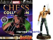 Marvel Chess Collection #41 Daken Eaglemoss Publications